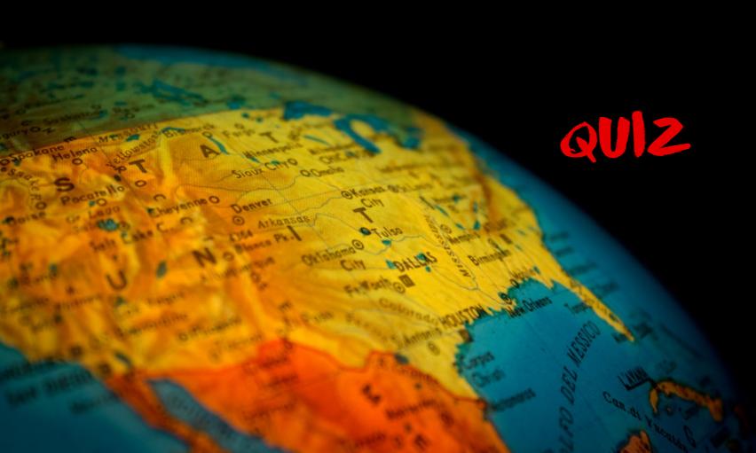 Quiz: გაიხსენე ქვეყნების დედაქალაქები
