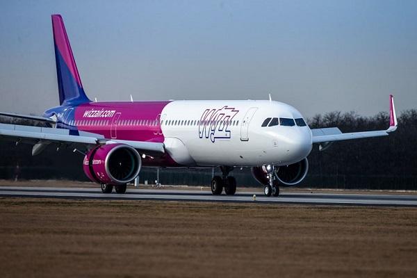 Wizz Air-ი A321XLR-ის ტიპის 20 საჰაერო ხომალდს შეისყიდის