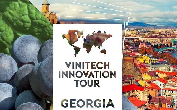 VINITECH-ის ინოვაციური ტური საქართველოდან იწყება