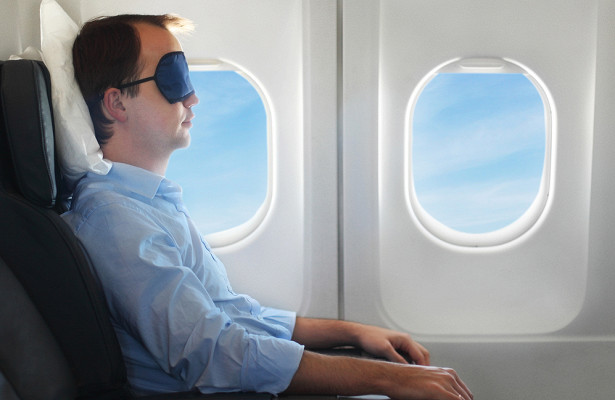 რატომ არ შეიძლება თვითმფრინავის აფრენა/დაფრენისას ძილი?