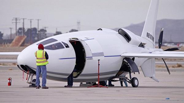 საიდუმლო თვითმფრინავი