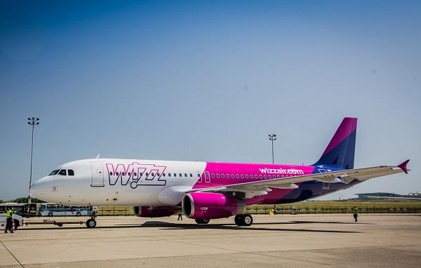 Wizz Air CO2 გამონაბოლქვის დაბალი მაჩვენებლით ევროპის ყველაზე მწვანე და ეკომეგობრული ავიაკომპანიაა