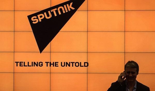 ლიეტუვა დაბლოკავს რუსულ სააგენტო Sputnik-ს