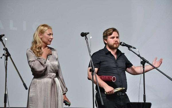 მიშო ანთაძე პალიჩის ევროპული ფილმების ფესტივალზე დააჯილდოვეს