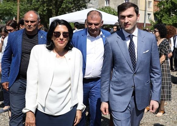 თორნიკე რიჟვაძე - ეს უნივერსიტეტი ბათუმს გადააქცევს  განათლების საერთაშორისო  და რეგიონალურ ჰაბად