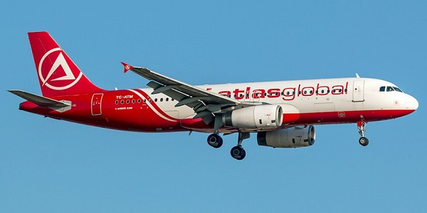 16 ივლისიდან AtlasGlobal-ი თბილისის მიმართულებით ფრენებს განაახლებს