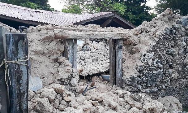 ფილიპინებში 5.9 მაგნიტუდის სიმძლავრის მიწისძვრა მოხდა, არიან დაღუპულები
