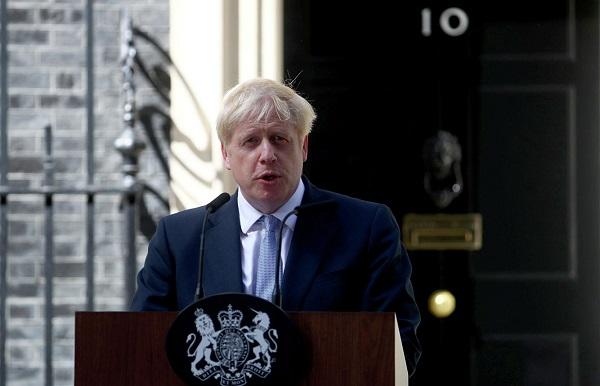ბრიტანეთი ევროკავშირს 31 ოქტომბერს დატოვებს - არავითარი თუ, არავითარი მაგრამ - ბორის ჯონსონი
