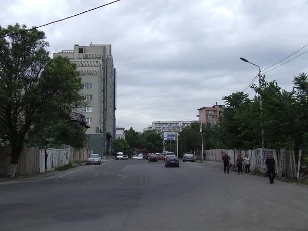 კახეთის გზატკეცილზე, კაჩინსკის ქუჩიდან შერვაშიძის ქუჩამდე გზის მონაკვეთის რეაბილიტაცია იწყება