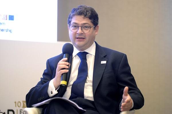 2018 წელს ევრობანკმა საქართველოში რეკორდულად დიდი ოდენობის ინვესტიცია განახორციელა - პიერ ჰეიბრონი