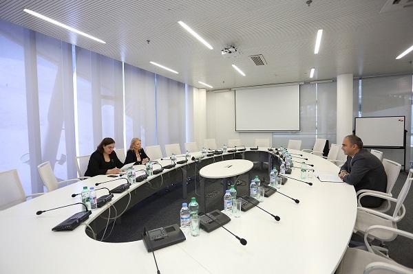 ნათია თურნავა საერთაშორისო სავალუტო ფონდის ახალ მუდმივ წარმომადგენელს შეხვდა