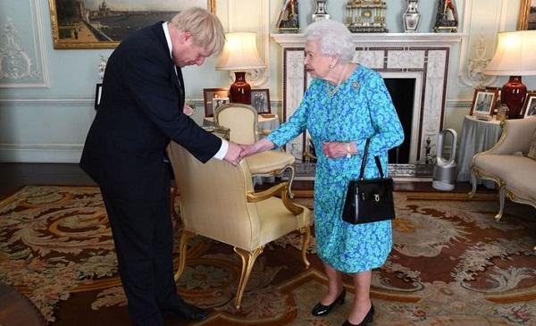 ბორის ჯონსონი ბრიტანეთის პრემიერ-მინისტრი გახდა