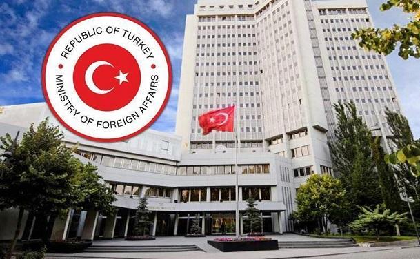 თურქეთი გმობს ევროკავშირის გადაწყვეტილებას მაღალი რანგის დიალოგის შეწყვეტასთან დაკავშირებით
