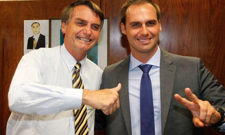 ბრაზილიის პრეზიდენტმა აშშ-ის ელჩის პოსტი საკუთარ შვილს შესთავაზა