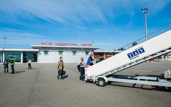 ბათუმის საერთაშორისო აეროპორტში მგზავრთნაკადის მაჩვენებელი 30%-ითაა გაზრდილი