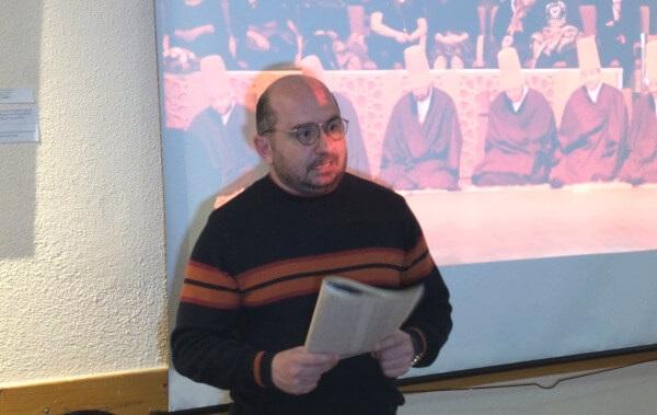 რეჯო კალაბრიის ლიტერატურის საერთაშორისო ფესტივალზე გიორგი ლობჟანიძის პოეზიის საღამო გაიმართება