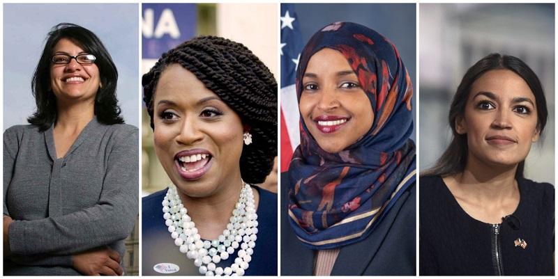 ამერიკელი კონგრესმენი ქალების პასუხი პრეზიდენტი ტრამპის ქსენოფობიურ განცხადებებზე