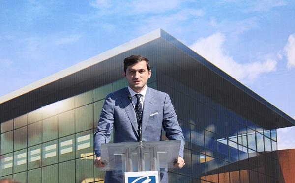 თორნიკე რიჟვაძე - დაახლოებით 10 სტუდენტი ყოველწლიურად ამ უნივერსიტეტში უფასოდ ჩაირიცხება