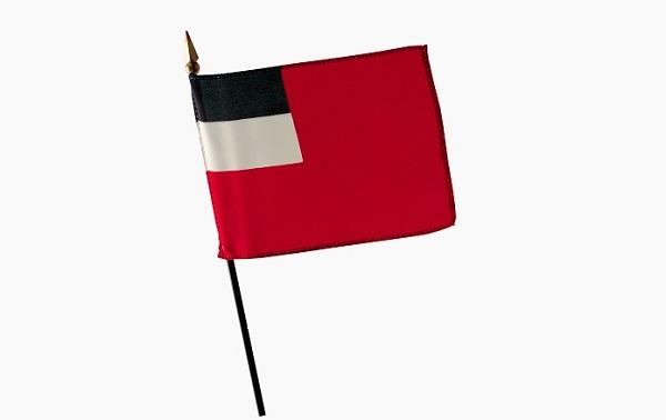 საქართველოს ყოფილი სახელმწიფო დროშა და გერბი კულტურული მემკვიდრეობის ძეგლად გამოცხადდა