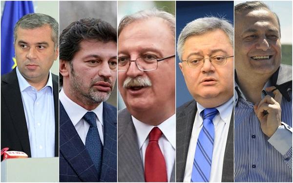პოლიტიკოსების რეიტინგი - IRI
