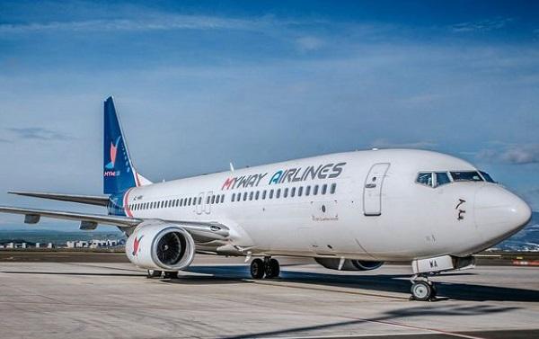 Myway Airlines-ს მფლობელობის საკითხისა და ეფექტური კონტროლის მოთხოვნების დაკმაყოფილება მოუწევს