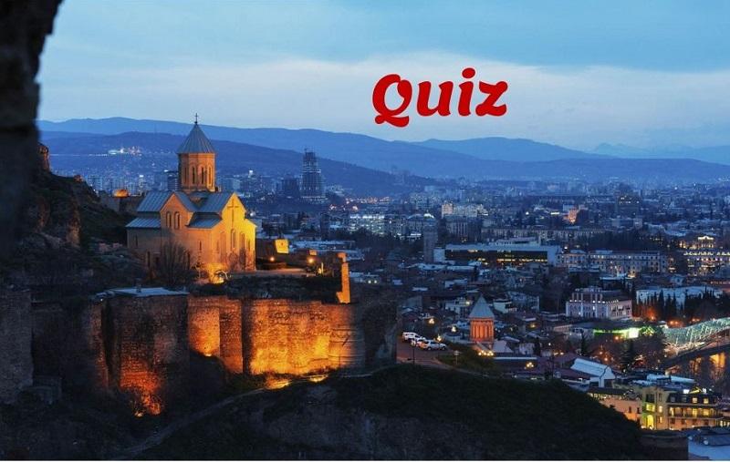 Quiz: გამოიცანი საქართველოს კულტურული მემკვიდრეობის ძეგლები