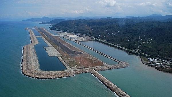 ზღვაში,რიზე-ართვისაეროპორტი დაგეგმილზე 2 წლით ადრე გაიხსნება  