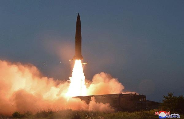 ჩრდილოეთ კორეა აგრძელებს რაკეტების გამოცდას