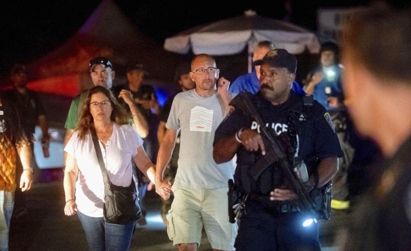 კალიფორნიაში შეირაღებული თავდასხმის შედეგად 4 ადამიანი გარდაიცვალა, 2 - დაიჭრა