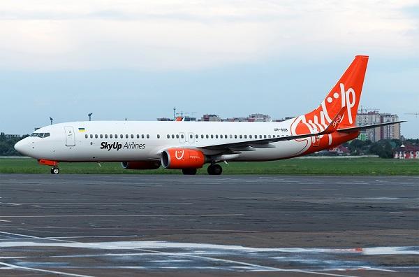 SkyUp Airlines-ი ზამთრის სანავიგაციო პერიოდში ოდესიდან ქუთაისის მიმართულებით რეგულარულ ავიარეისებს აჩერებს