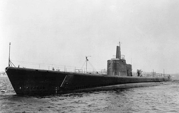 აშშ-ში მეორე მსოფლიო ომის დროს ჩაძირული წყალქვეშა ნავი იპოვეს