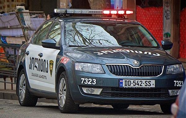 პოლიციამ თბილისში ქურდობის და შემდეგ დანაშაულის დაფარვის მიზნით ხანძრის გაჩენის ფაქტზე 1 პირი დააკავა