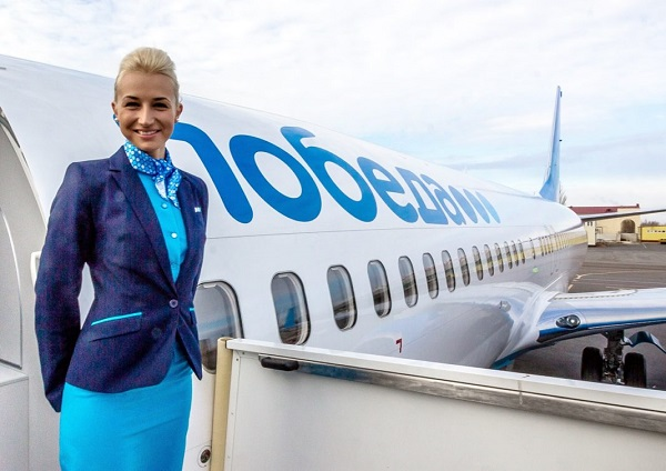 Pobeda Airlines-ი შესაძლოა აუქციონზე გაიყიდოს