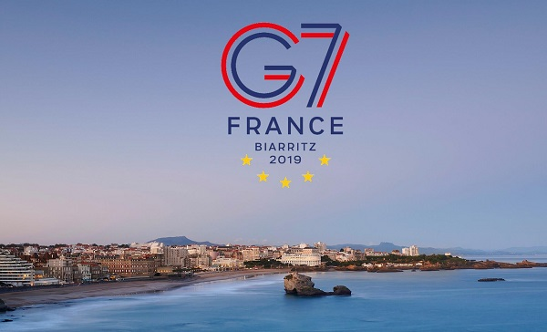 საფრანგეთში დიდი შვიდეულის სამიტი მიმდინარეობს