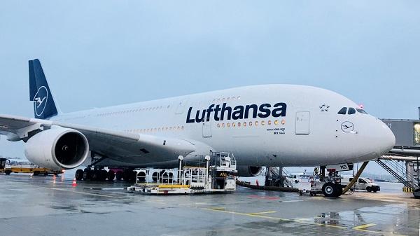 Lufthansa ეკოლოგიური საწვავის პოპულარიზაციას ცდილობს