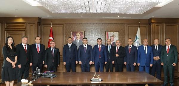 საქართველო, თურქეთი და აზერბაიჯანი თხილის წარმოების მიმართულებით აქტიურად ითანამშრომლებენ