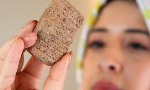 ბრიტანეთის მუზეუმმა ერაყს არტეფატქების უდიდესი კოლექცია დაუბრუნა |ფოტო