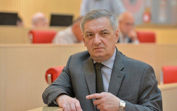 რუსეთის სტრატეგიულ გეგმას, ხელი შეუწყო იმ სტრატეგიამ, რაც სააკაშვილს ჰქონდა - ვოლსკი