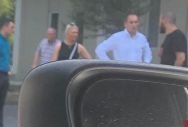 დიმიტრი ქუმსიშვილის ვაჟი დააკავეს