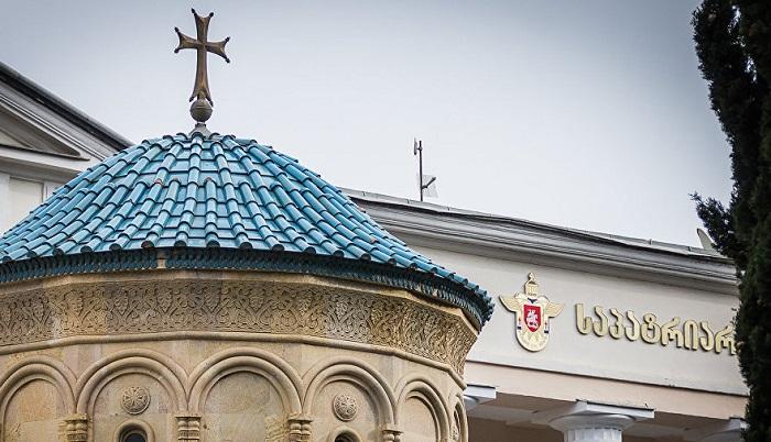 ველოდებით ეპარქიის მმართველი მღვდელმთავრის რეაგირებას ყინწვისის ტაძრის წინამძღვრის თვითნებურ ქმედებაზე - საპატრიარქო