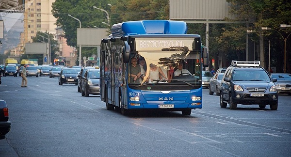 ვაჟა-ფშაველას გამზირზე ტრანსპორტის მოძრაობა ბექას ქუჩიდან შეიზღუდება