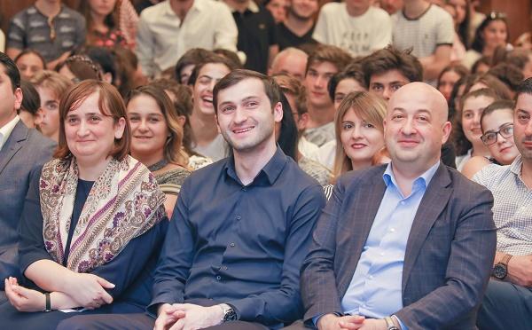თორნიკე რიჟვაძის ინიციატივით  აჭარაში ახალგაზრდობის რეგიონული ცენტრი ამოქმედდა