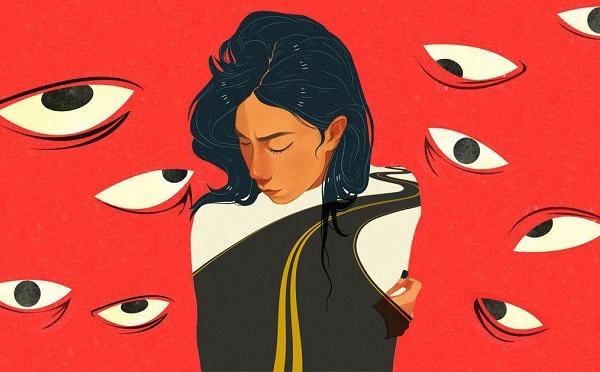 შენნაირი გოგონები უნდა გააუპატიურონ - ინდოელმა ქალმა სტუდენტს სილა გააწნა