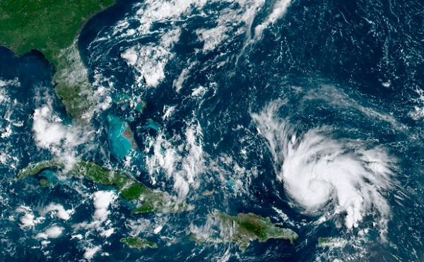 ფლორიდას უძლიერესი ქარიშხალი