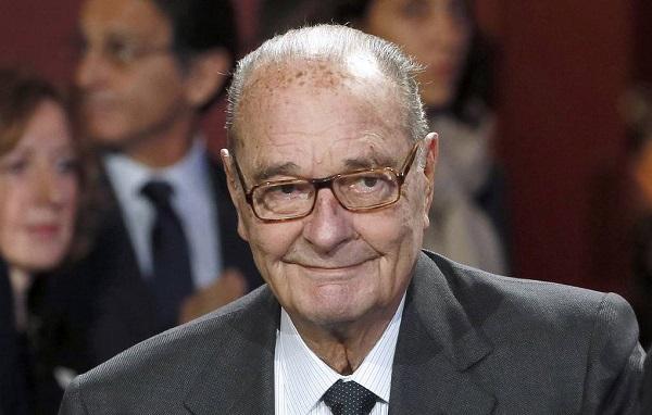 გარდაიცვალა საფრანგეთის ყოფილი პრეზიდენტი ჟაკ შირაკი