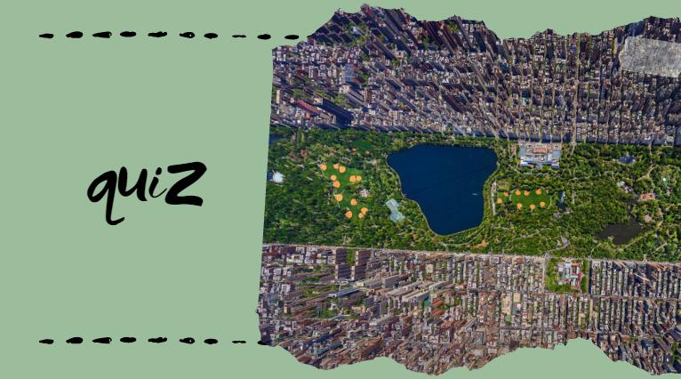 Quiz: შეგიძლიათ, გამოიცნოთ მსოფლიოს ქალაქები ქუჩების გეგმების მიხედვით?