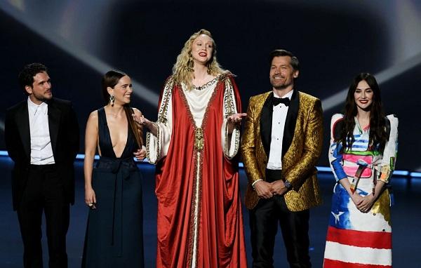 Emmy საუკეთესო დრამატული სერიალის ნომინაციაში