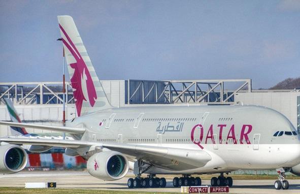 Qatar Airways-იწლის ბოლომდე მოსკოვის ვნუკოვოს აეროპორტის 25%-იანი წილის მფლობელი გახდება