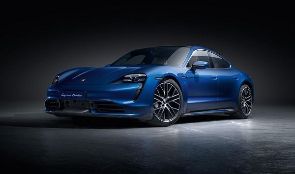 Porsche-მ  მსოფლიოს სრულად ელექტრო სპორტული ავტომობილი - Taycan წარუდგინა