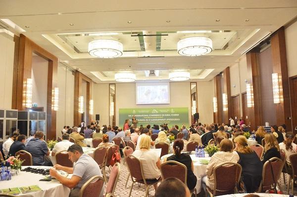 ბათუმში სოფლის ტურიზმის საერთაშორისო კონფერენცია მიმდინარეობს